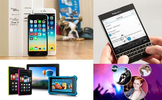 Destaques da Semana: iPhone, Amazon e o novo BlackBerry Passport