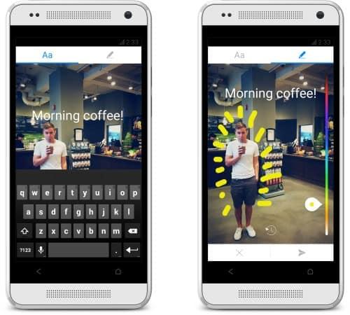 Messenger new feature