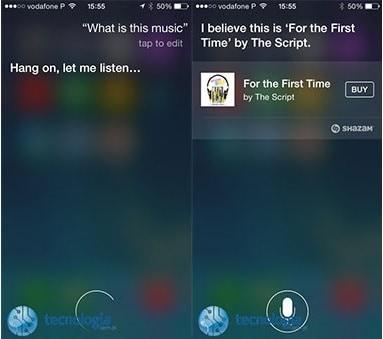 iOS 8 Siri