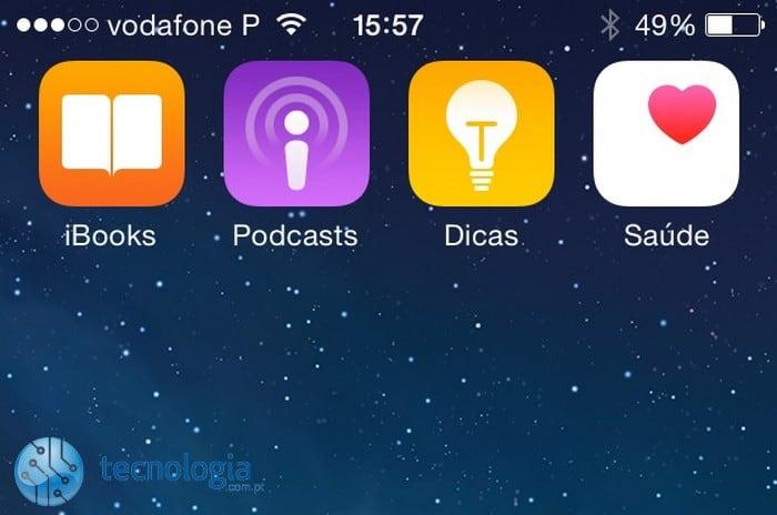 iOS 8 novas Apps 2
