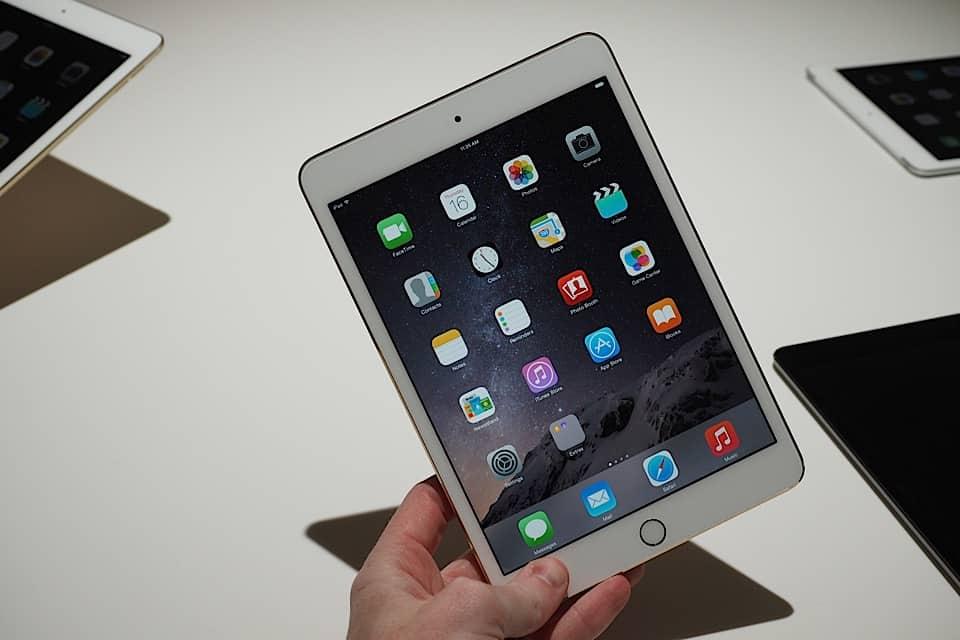 Evento Apple: iPad Air 2, iPad mini 3, iOS 8.1 com Apple Pay e iMac com retina