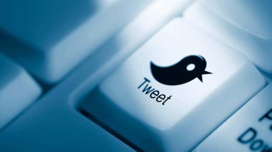 tweet keyboard