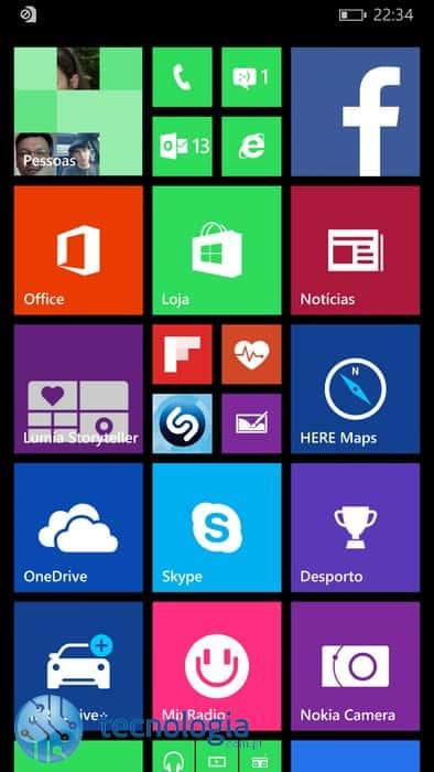 Nokia Lumia 830 WP