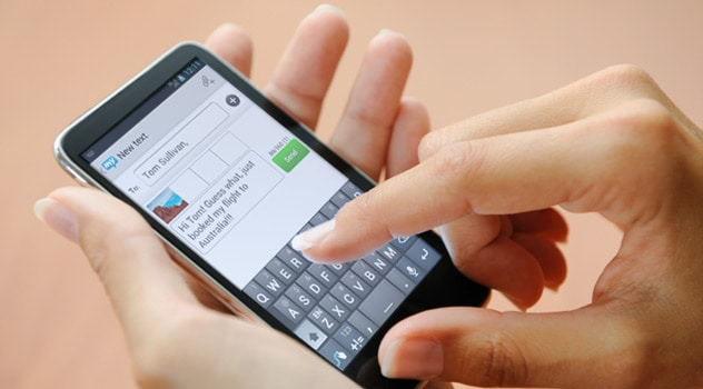 enviar SMS