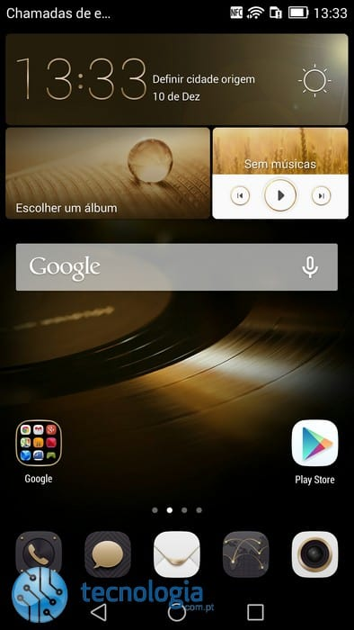 Huawei Ascend Mate 7 Interface (1)