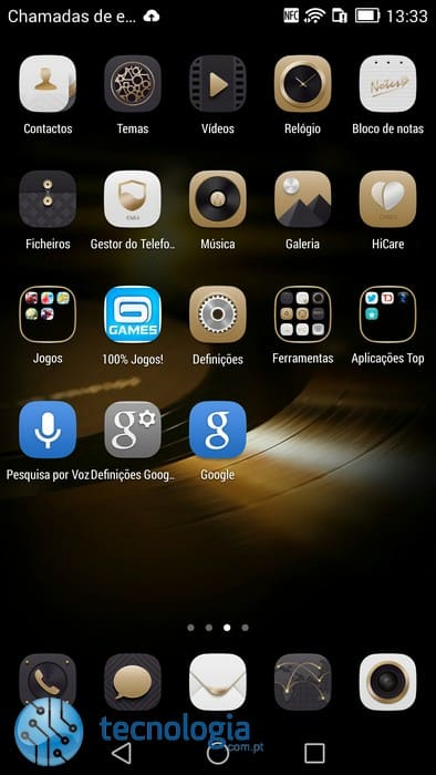 Huawei Ascend Mate 7 Interface (2)