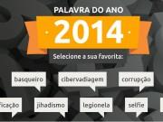 Palavra do ano votação