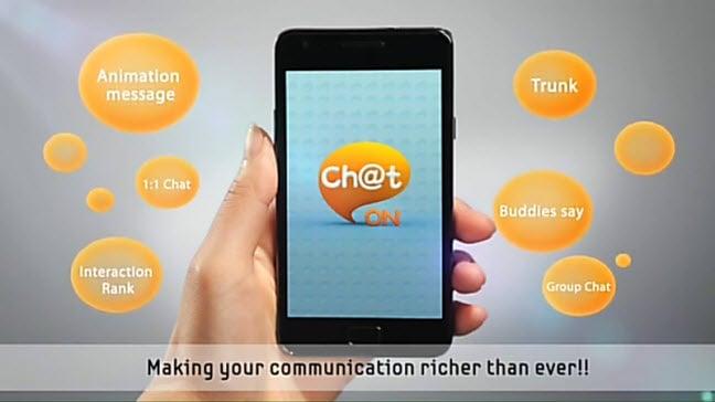 Samsung-ChatON