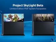Sony Playstation 4 Project SkyleLight