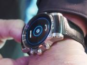 Audi LG smartwatch
