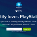 PlayStation Music Spotify