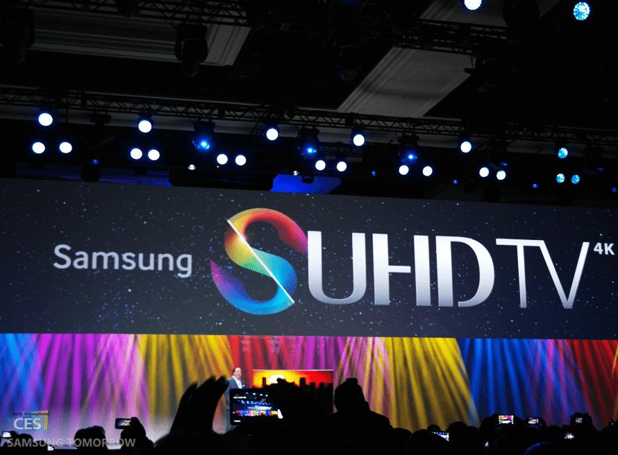 SUHDTV Samsung