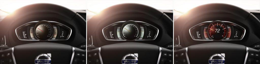 Volvo V40 interior (12)