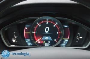 Volvo V40 interior (2)