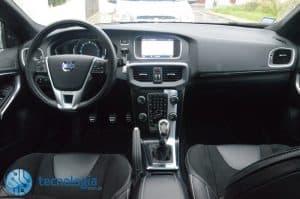 Volvo V40 interior (4)