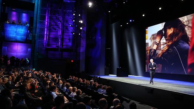 Apple Evento Tim Cook