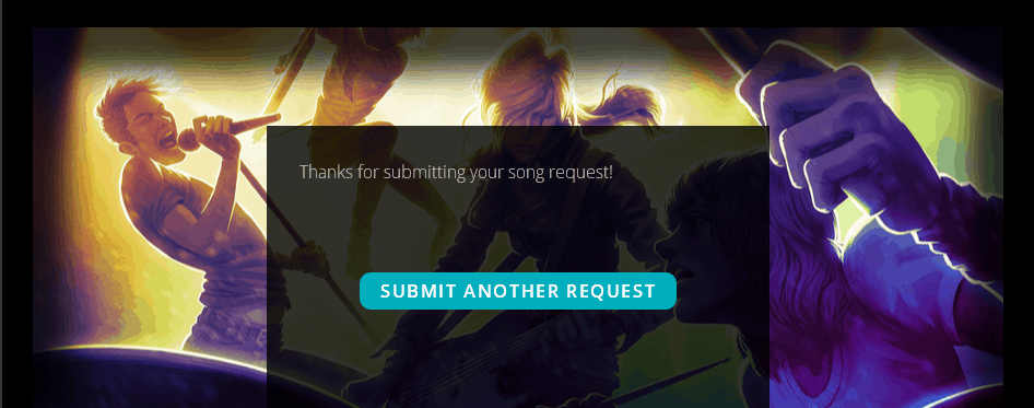 rock band 4 submit song