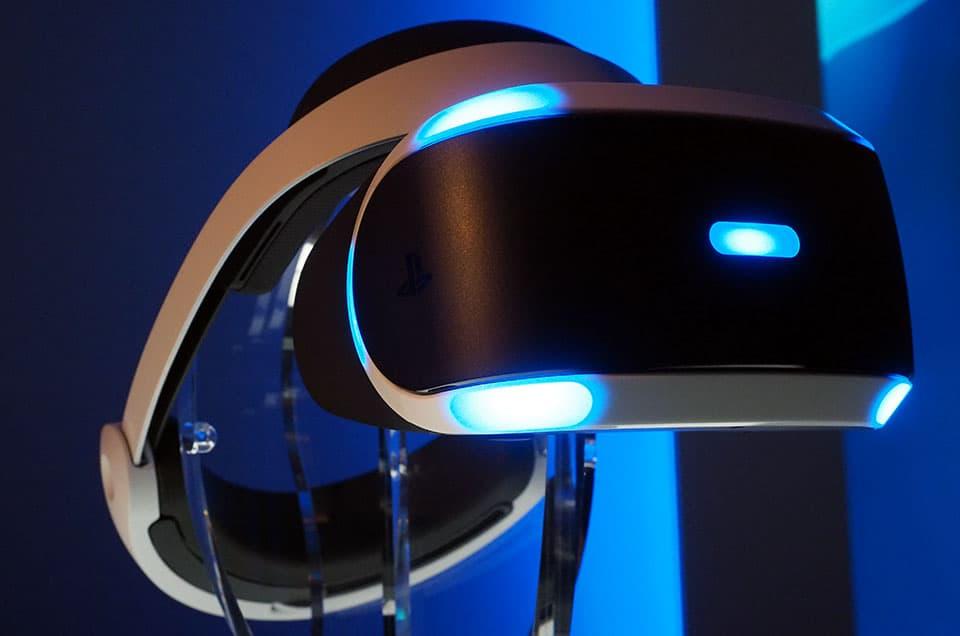 fb18c06e38ba7 GDC 2015  Óculos VR da Playstation 4 chegam em 2016   MaisTecnologia