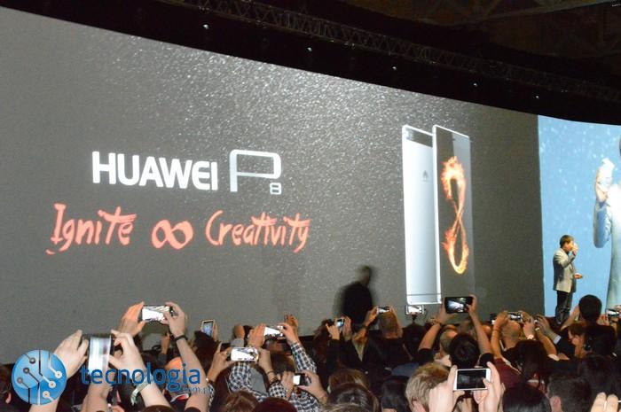 Apresentação Huawei P8 (1)