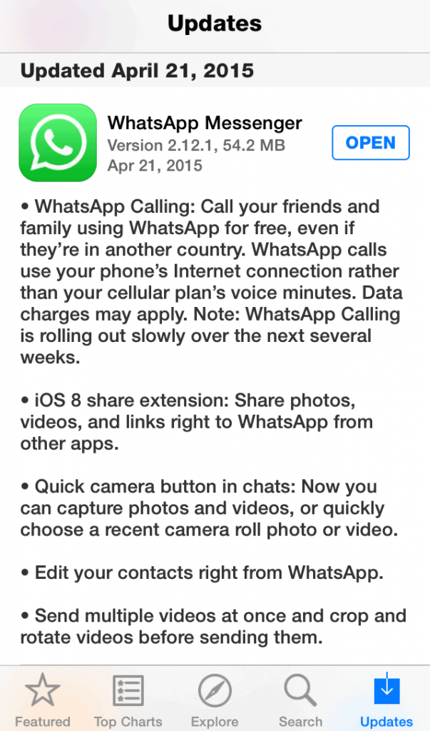 WhatsApp-For-iOS