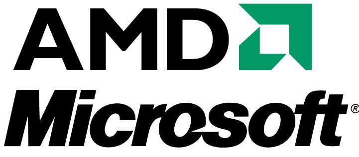 AMD-Microsoft