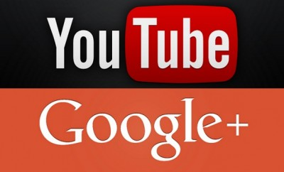 Youtube-y-Google+