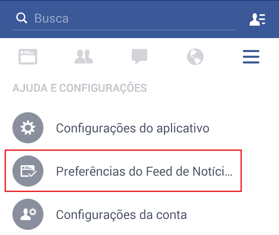 Facebook testa retirada de todas as páginas do feed principal — Mudança