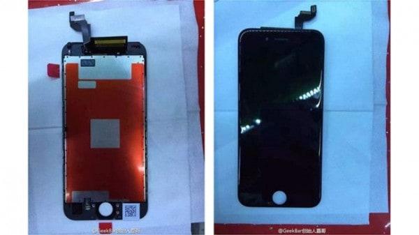 Fotografia do possivel iPhone 6s