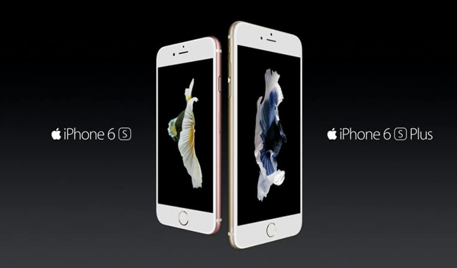 iPhone 6S iPhone 6S Plus
