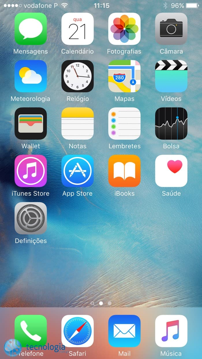 iPhone 6S Interface (1)
