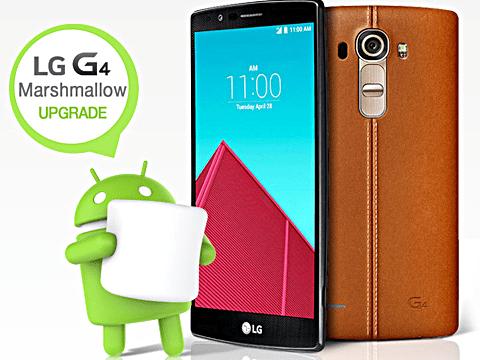 LG G4 Ja Comecou A Atualizar Para O Android 60 Na Europa