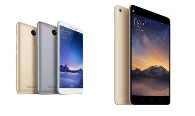 Xiaomi-Redmi-Note-3-e-Mi-Pad-2