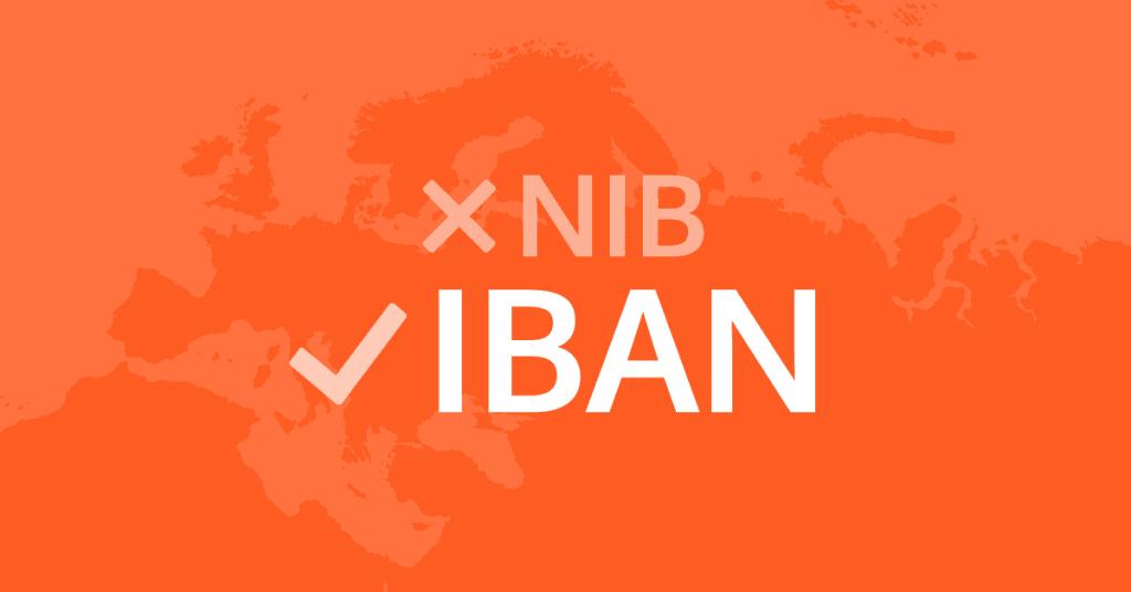 Como transferir dinheiro a partir de 1 de fevereiro — Fim do NIB