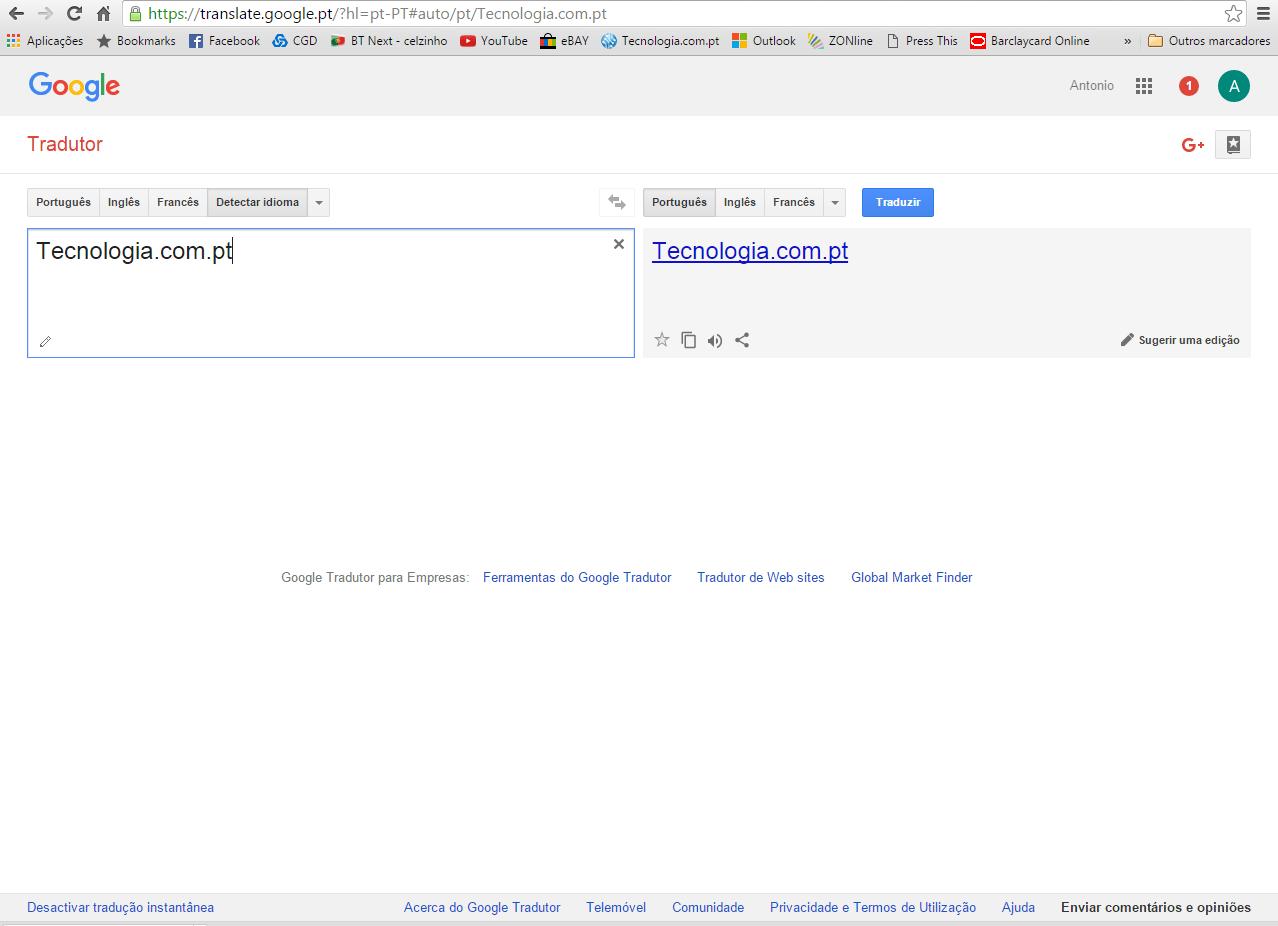 Erros graves no Google Tradutor - photo#32