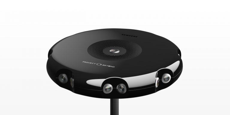 Gear 360 Samsung Protótipo