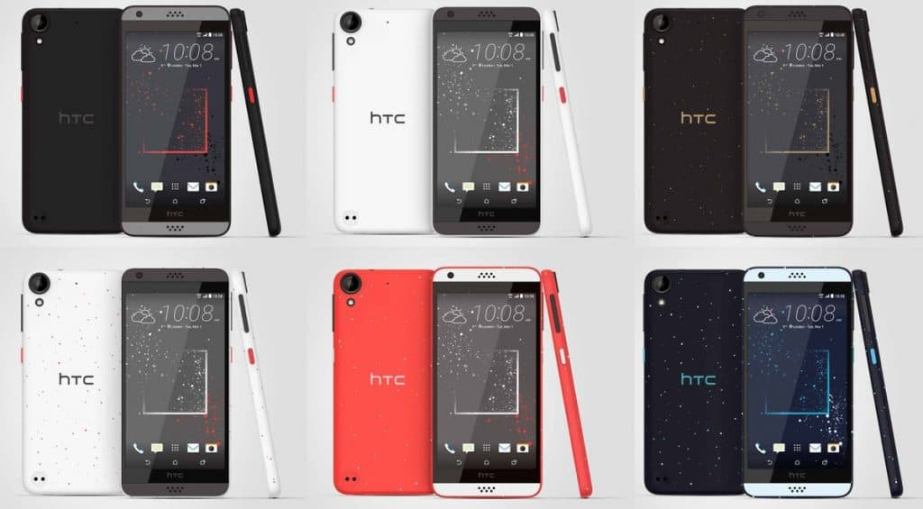 HTC A16 rumores