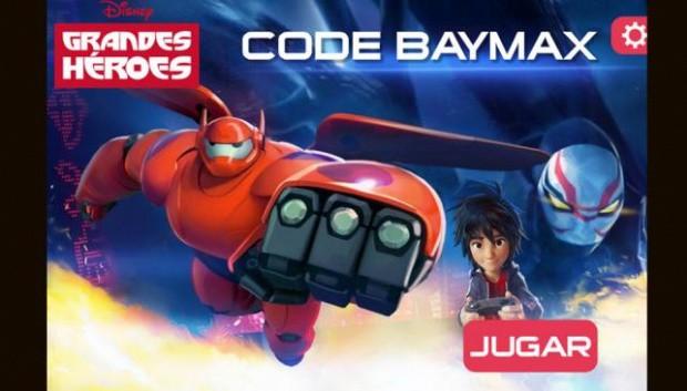 Disney Code Baymax