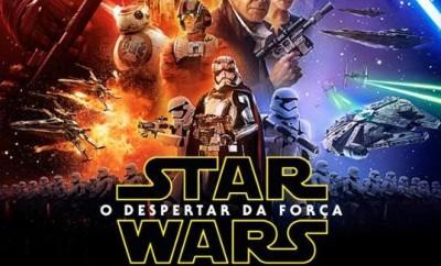 Guerra das Estrelas O despertar da força