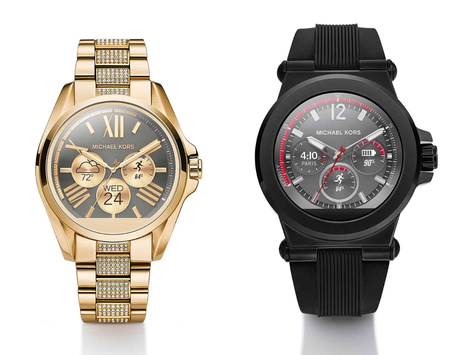 ef52d301e89 A conhecida marca de moda Michael Kors retirou da loja Google Play os seus  smartwatches. Com apenas três meses de carreira de vendas no espaço  priveligiado ...