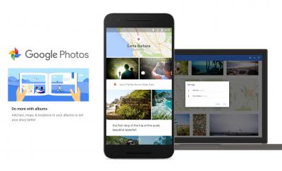 smarter-albums-graphic Google Photos