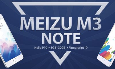 Gear Best Meizu M3 Note