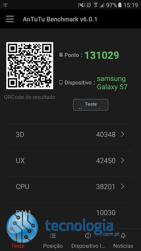 Samsung Galaxy S7 Desempenho (1)