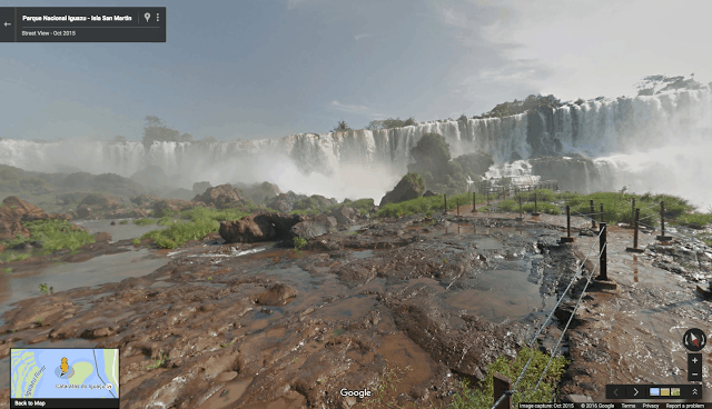 Google Street View Argentina