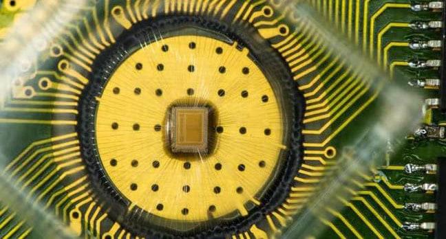 IBM's TLC PCM chip