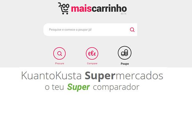 e1387d8fb Comparador de preços de supermercado  Há o KuantoKusta e MeuCarrinho ...