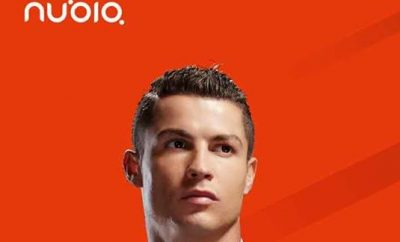 ZTE Nubia Cristiano Ronaldo