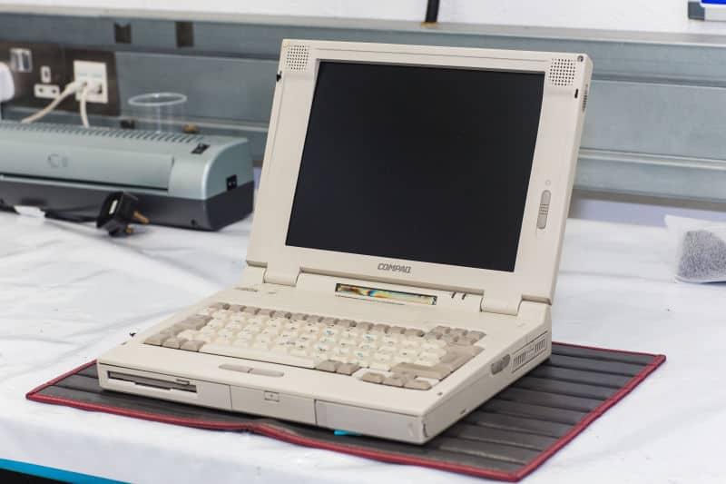 computador com 20 anos