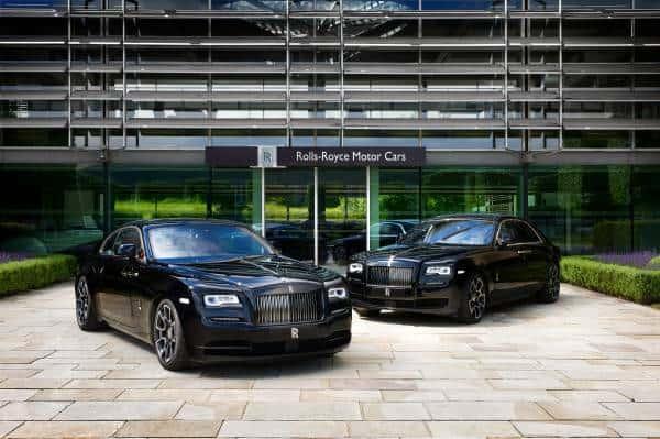 Rolls Royce Wraith e Ghost