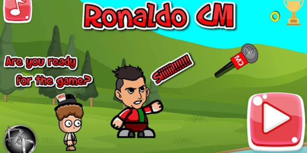 Ronaldo CM jogo
