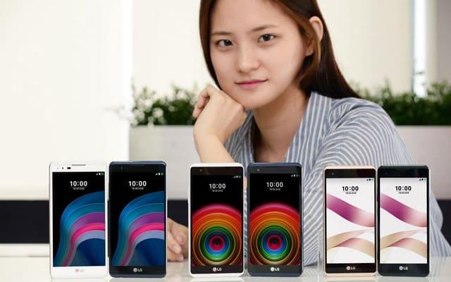LG X5, LG X Skin